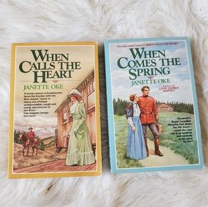 Original When Calls the Heart Books